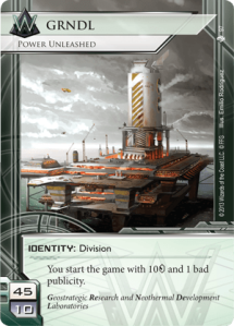 GRNDL-Power-Unleashed-Fear-and-Loathing-Netrunner-Spoiler
