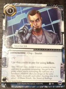 Silencer-Double-Time-Android-Netrunner-Spoiler-220x296
