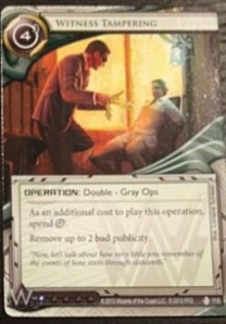 Witness-Tampering-Double-Time-Android-Netrunner-Spoiler-213x306